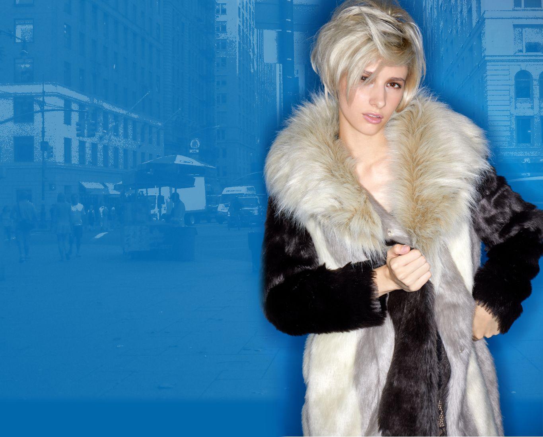 环保皮草(Eco fur)